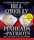 Pinheads and Patriots Low Price CD: Where You Stand in the Age of Obama