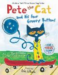Pete the Cat & His Four Groovy Buttons
