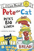 Pete the Cat Petes Big Lunch