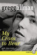 My Cross to Bear LP (Large Print) Cover