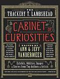 The Thackery T. Lambshead Cabinet of Curiosities Cover