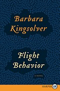 Flight Behavior (Large Print) Cover