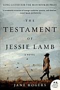 Testament of Jessie Lamb A Novel