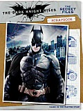 Dark Knight Rises The Secret Files Scrapbook