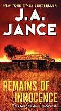 Joanna Brady Mysteries #16: Remains of Innocence: A Brady Novel of Suspense