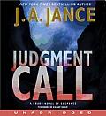 Judgment Call CD: A Brady Novel of Suspense