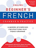 Collins Beginner's French Grammar and Practice (Collins Language) Cover