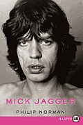 Mick Jagger LP Cover