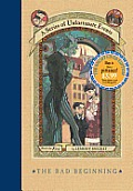 A Series of Unfortunate Events #1: The Bad Beginning: The Short-Lived Edition (Series of Unfortunate Events)