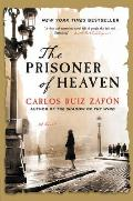 The Prisoner of Heaven Cover