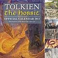 Tolkien: The Hobbit Official Calendar