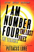 Lorien Legacies The Lost Files 01 The Legacies