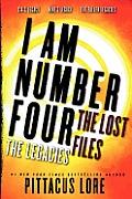 Lorien Legacies The Lost Files 01 The Legacies