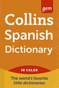 Collins Gem Spanish Dictionary, 9e