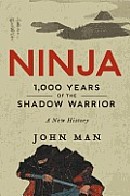 Ninja: 1,000 Years of the Shadow Warrior Cover