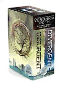 Divergent Series Box Set Cover