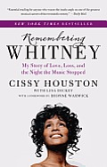 Remembering Whitney My Story of Love Loss & the Night the Music Stopped