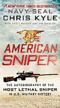 American Sniper: The Autobiography of the Most Lethal Sniper in U.S. Military History Cover