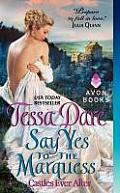 Castles Ever After #2: Say Yes to the Marquess: Castles Ever After