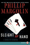 Sleight of Hand LP: A Novel of Suspense (Large Print)