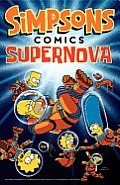 Simpsons Comics Supernova (Simpsons Comic Compilations)