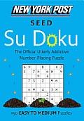 New York Post Seed Su Doku Easy Medium