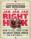 Jab, Jab, Jab, Right Hook Signed Edition