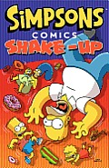 Simpsons Comics Shake-Up (Simpsons)