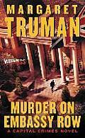 Murder on Embassy Row: A Capital Crimes Novel (Capital Crimes)