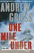One Mile Under LP: A Ty Hauck Novel (Large Print)