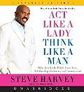 Act Like a Lady, Think Like a Man,: What Men Really Think about Love, Relationships, Intimacy, and Commitment