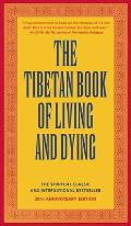 Tibetan Book of Living and Dying (94 Edition) Cover