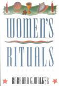 Womens Rituals A Sourcebook