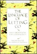 Language Of Letting Go Daily Meditations
