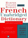 Collins Robert French Unabridge Dictionary 5TH Edition