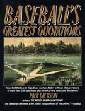 Baseballs Greatest Quotations 1ST Edition