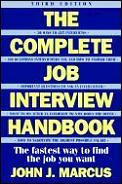 Complete Job Interview Handbook