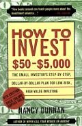 How To Invest 50 5000 6th Edition