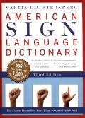 American Sign Language Dictionary-Flexi Cover