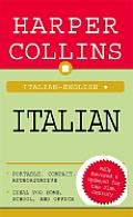 HarperCollins Italian Dictionary: Italian-English/English-Italian