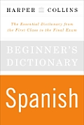 Harpercollins Beginners Spanish Dictionary