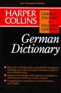 Collins German English English German Dictionary