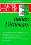 Harpercollins New Standard Italian Dictionary