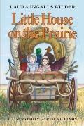 Little House on the Prairie (53 Edition) Cover