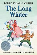 The Long Winter (Little House) Cover