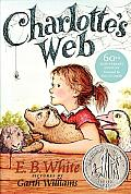 Charlotte's Web (Trophy Newbery) Cover