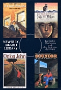 Newbery Award Library 4 Volumes
