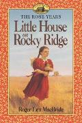Little House on Rocky Ridge (Little House) Cover