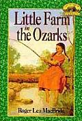 Little Farm in the Ozarks (Little House the Rose Years) Cover