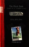 Girls Girls Girls Black Book Volume 1 Diary